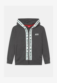 Monta Juniors - HERON UNISEX - Zip-up sweatshirt - magnet - 0