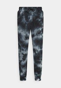 UNISEX - Pantaloni sportivi - mottled black