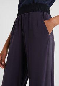 MAX&Co. - CONO - Pantalon classique - midnight blue - 4