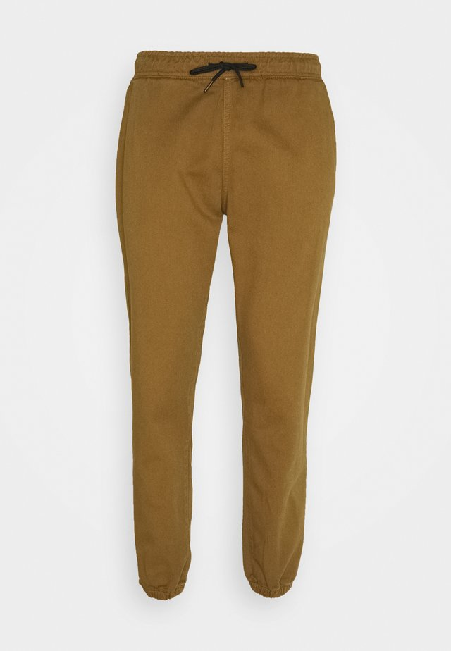 DRAWSTRING - Chino -  golden