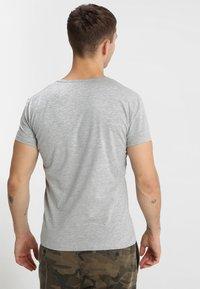 Pepe Jeans - ORIGINAL BASIC - Camiseta básica - gris marl - 2