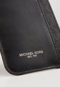 Michael Kors - LONG ZIP WALLET - Wallet - black - 2