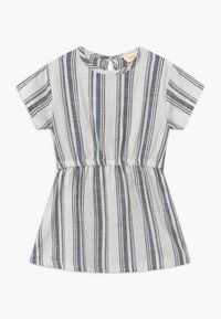 Turtledove - SEA STRIPE DRESS - Day dress - dark blue - 0