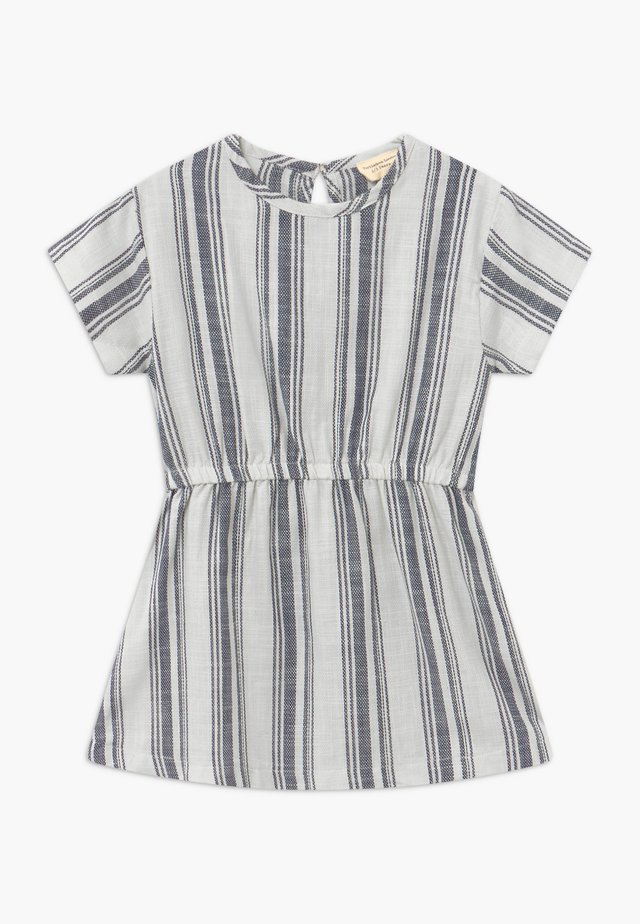 SEA STRIPE DRESS - Kjole - dark blue