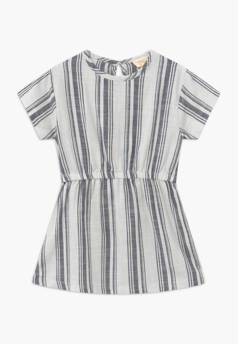 Turtledove - SEA STRIPE DRESS - Day dress - dark blue