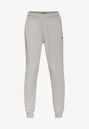 Tracksuit bottoms - silver melee