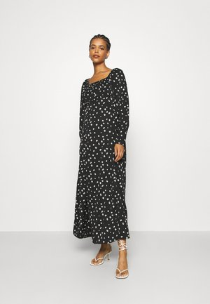 VMLUIZA DRESS - Maxi šaty - black