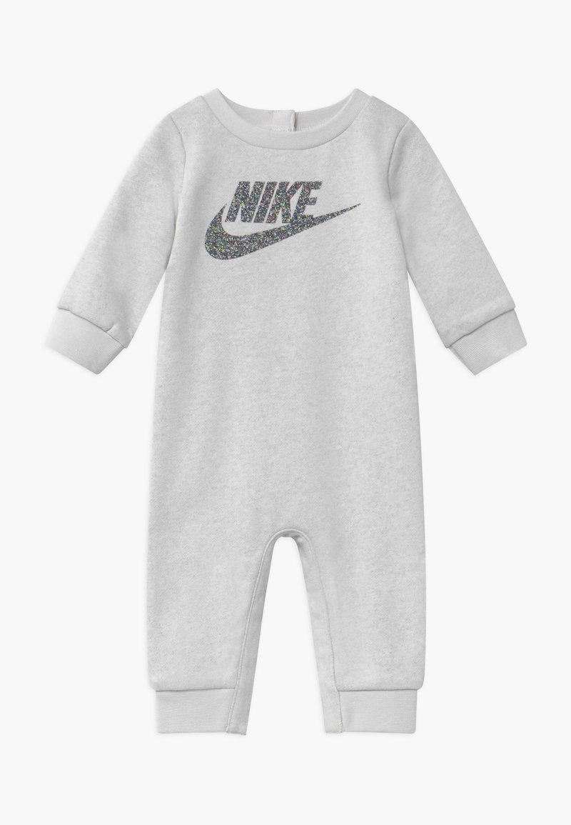 Nike Sportswear - ROAD TO MAX COVERALL - Overall / Jumpsuit - taupe/multi-coloured