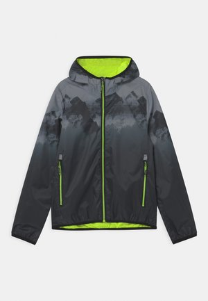 LYSE - Waterproof jacket - schwarz