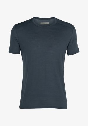 Basic T-shirt - serene blue