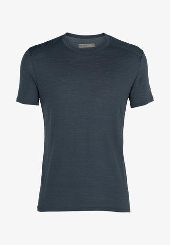 Basic T-shirt - serene blue