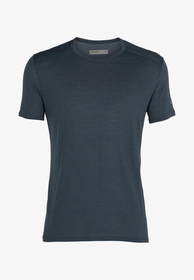 T-shirt basic - serene blue
