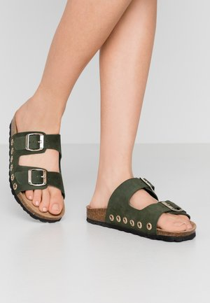Chaussons - army green