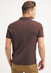GANT - THE ORIGINAL RUGGER - Polo - dark brown - 2