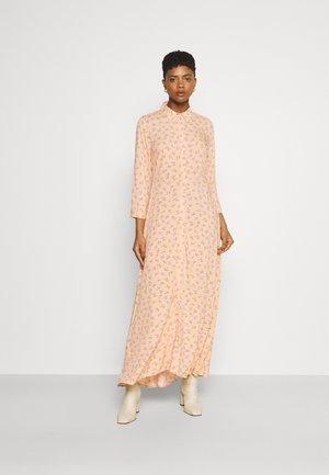 YASLUNALA LONG DRESS  - Maxi dress - golden straw