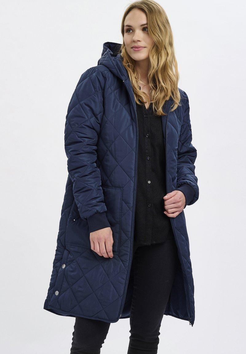 Kaffe - PTILLA - Winter coat - midnight marine