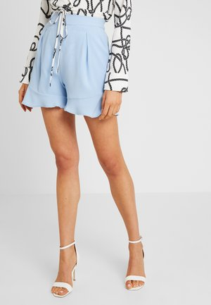 VIKELLER  - Shorts - powder blue