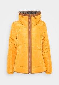 Light jacket - golden yellow