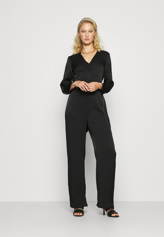 JUMPSUIT - Tuta jumpsuit - black