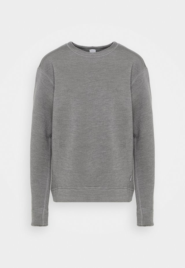 ALTO CREW - Sweater - soft grey