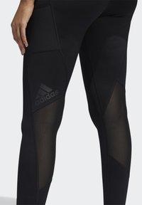 adidas Performance - TECHFIT PERIOD-PROOF - Collants - black - 5