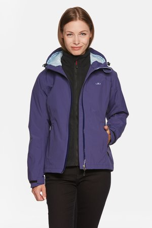 CLARA - Waterproof jacket - astral lilac