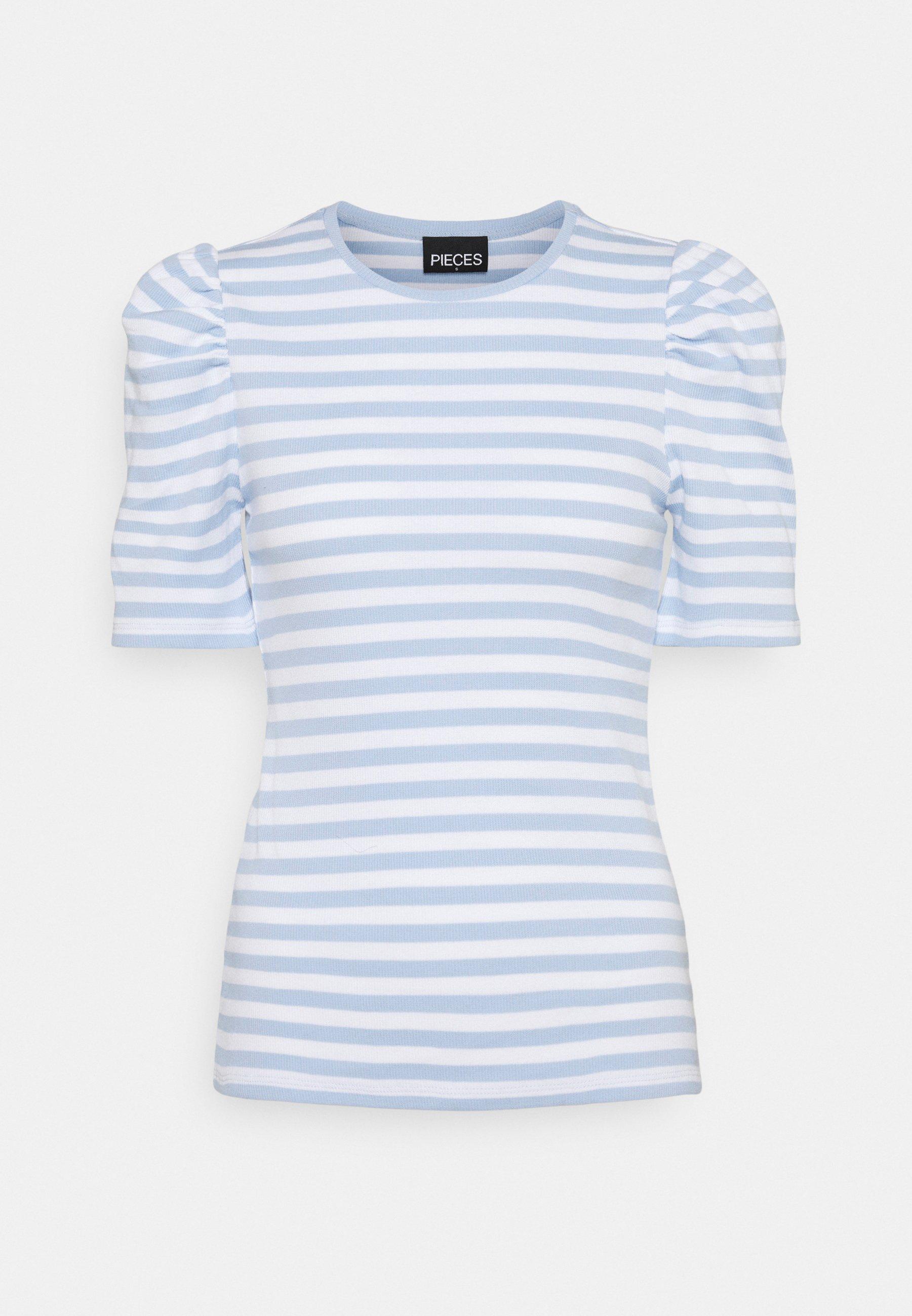 Women PCANNA - Print T-shirt