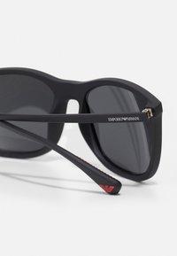 Emporio Armani - Sunglasses - matte black - 3
