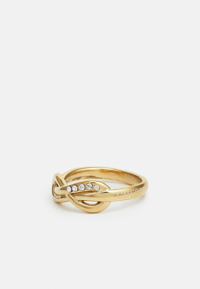 ETERNAL LOVE - Prsten - gold-coloured