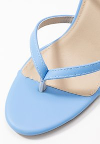 4th & Reckless - PENNY - High heeled sandals - blue - 2
