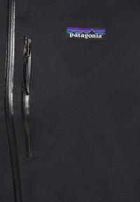 Patagonia - RAINSHADOW - Hardshell jacket - black - 2