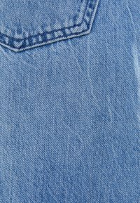 Bershka - Jeansy Relaxed Fit - blue denim - 5