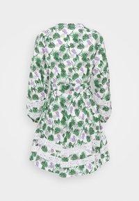 maje - ROMAN - Cocktail dress / Party dress - végétal écru vert - 6