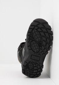 LICO - SAMUEL - Zimní obuv - schwarz/grau - 5