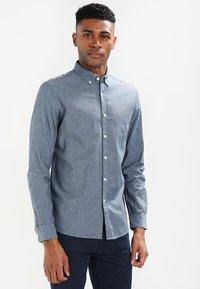 Farah - STEEN - Shirt - bluebell - 0