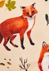 Walkiddy - BEANIE RED FOXES UNISEX - Beanie - brown - 2