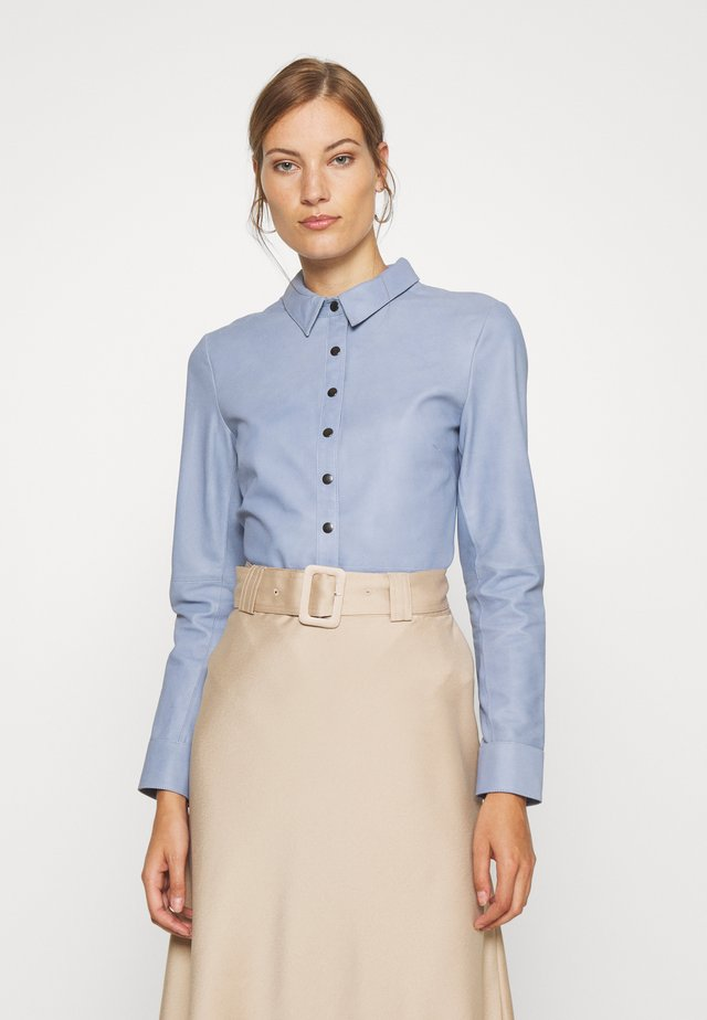 BUTTONS - Overhemdblouse - shady blue