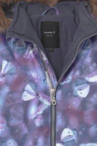 Name it - NMFSNOW - Snowsuit - stonewash - 4