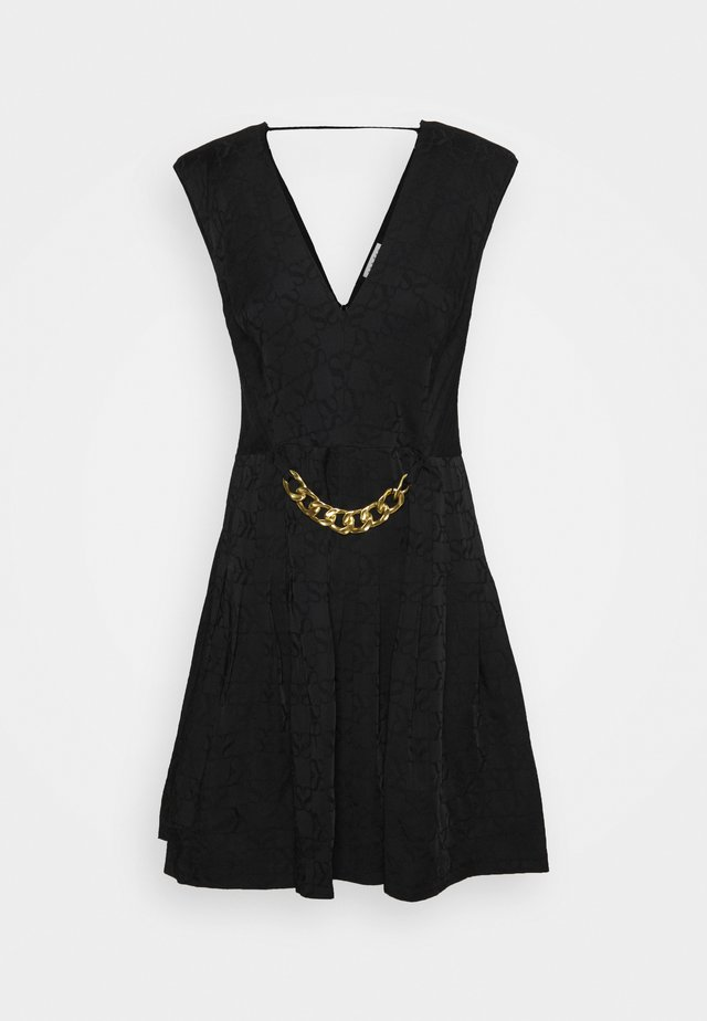 Sukienka etui - noir
