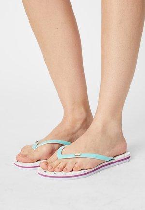 RAKE RAINBOW - Pool shoes - multi-coloured