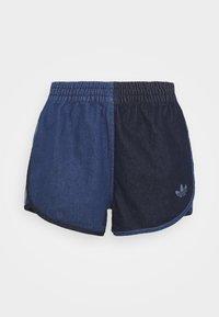 adidas Originals - Short en jean - indigo/bahia blue - 4