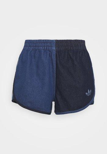 Denim shorts - indigo/bahia blue