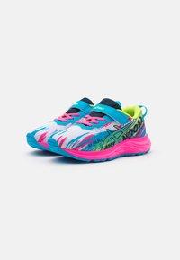 ASICS - PRE-NOOSA TRI 13 UNISEX - Scarpe running da competizione - digital aqua/hot pink - 1