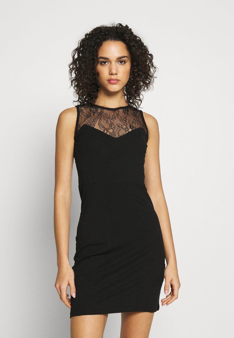 Even&Odd - Shift dress - black