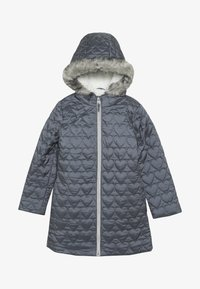 mothercare - OUT PADDED COAT QUILTED HEART  - Winter coat - grey - 2