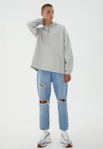 Relaxed fit jeans - royal blue