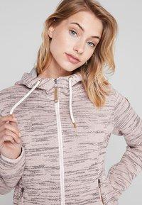 Icepeak - ARLEY - Fleece jacket - baby pink - 3