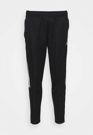 Pantalon de survêtement - black/glow pink