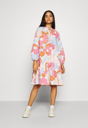 PAULA DRESS - Korte jurk - multi-coloured