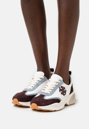Sneakers basse - white/plum